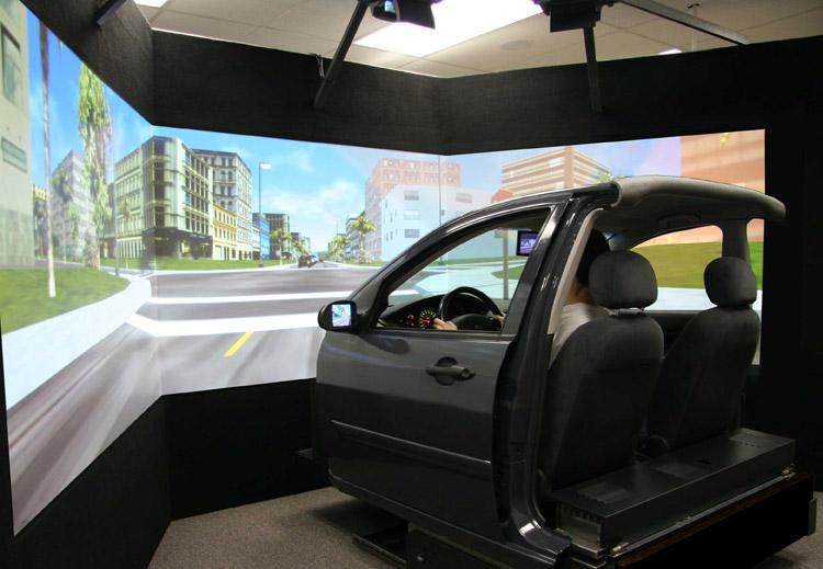 临湘云南昆明VR虚拟驾驶