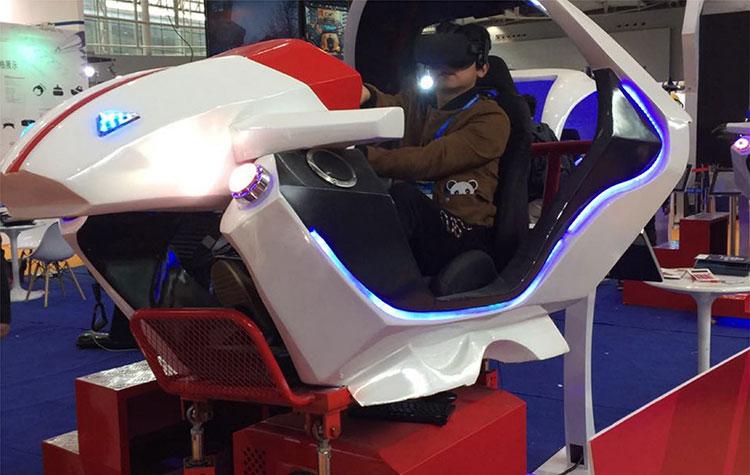 淇县云南昆明VR飞行赛车